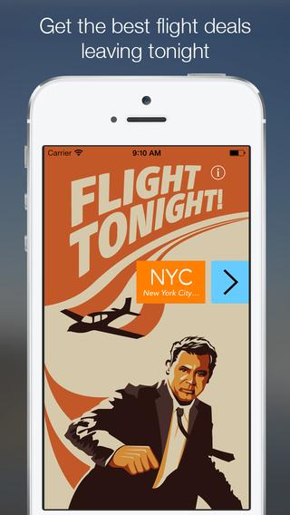 flight tonight